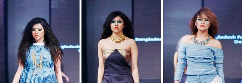 Bangladesh Fashion Students Stun With Denim Designs Denim Innovation