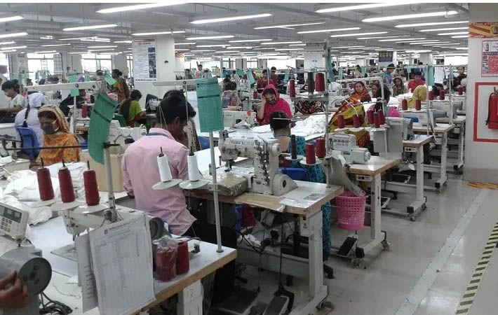Garments Worker